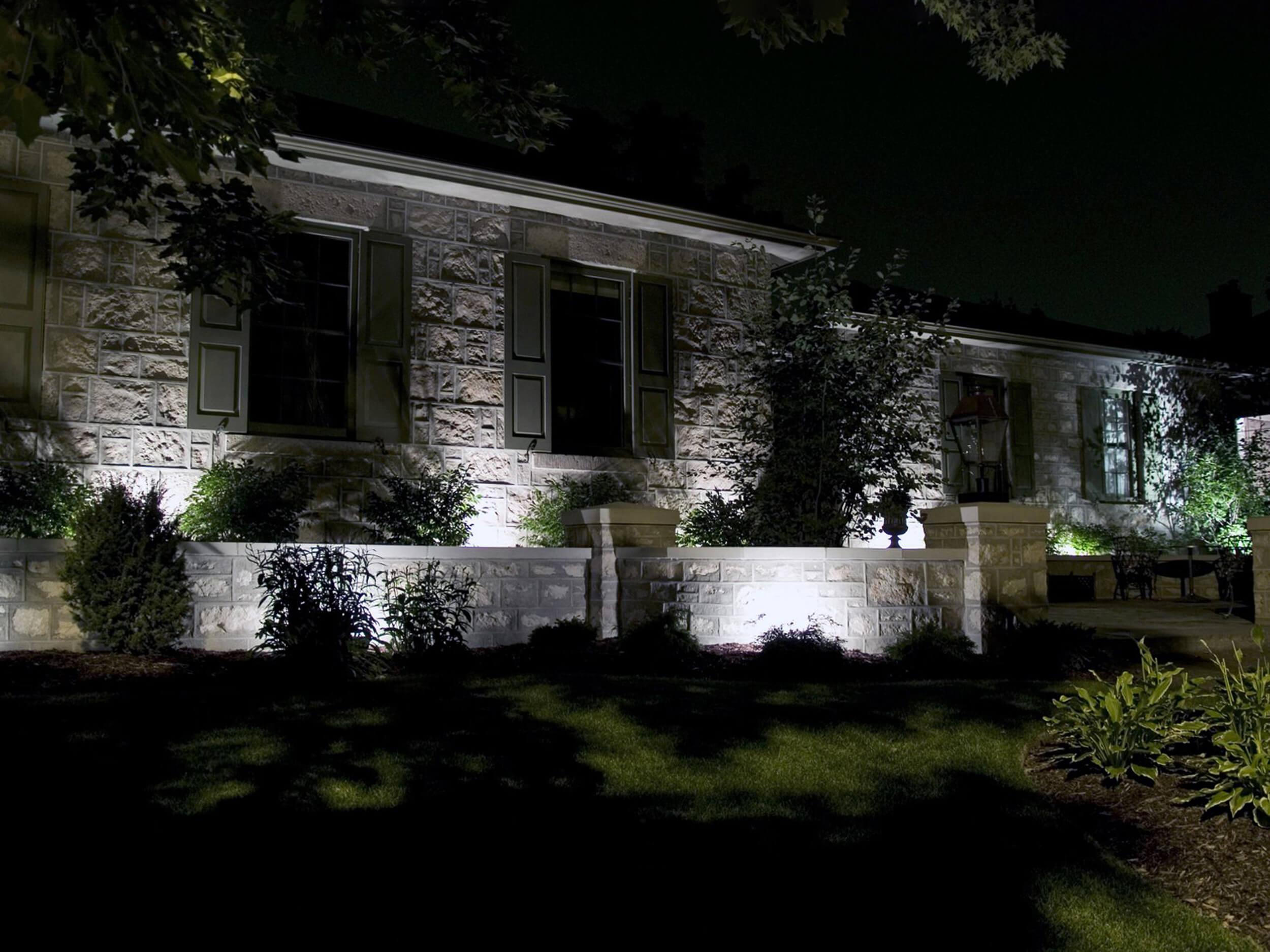 Century home graze lighting Guelph Ontario