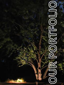 landscape lighting portfolio